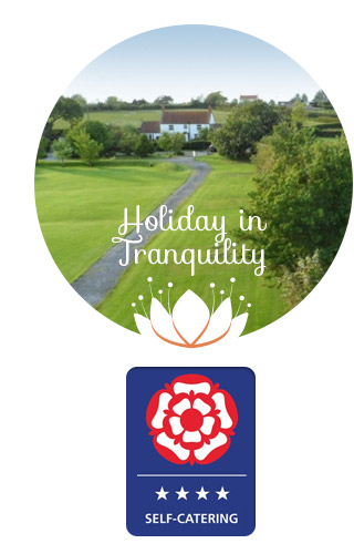 Holiday in Tranquility. 4 Star Self Catering.